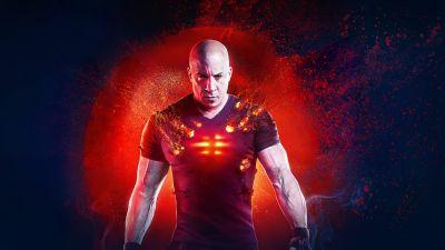 Bloodshot, Vin Diesel, Action movies, 2020 Movies, 5K, 8K