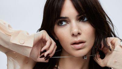 Kendall Jenner, American model, Portrait, 5K