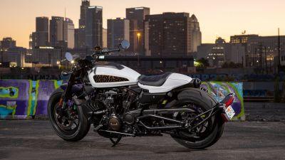 Harley-Davidson Sportster S, 2021
