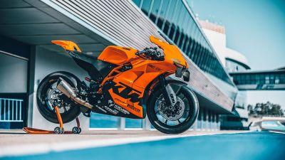 KTM RC 8C, Sports bikes, 2022, 5K, 8K