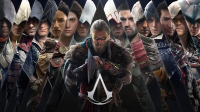 Assassin's Creed Valhalla, Eivor, PC Games, PlayStation 4, PlayStation 5, Xbox One, Xbox Series X and Series S, Google Stadia, Amazon Luna, 5K, 8K