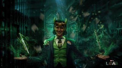Loki, Season 1, TV series, 2021, Tom Hiddleston, Marvel Comics