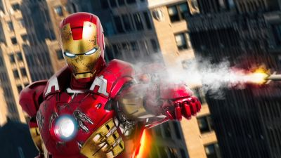Iron Man, Marvel Superheroes, Tony Stark