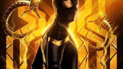 Spider-Man: No Way Home, 2021 Movies, Marvel Comics, Poster