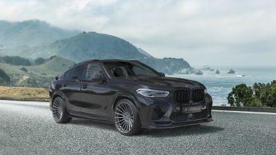Hamann BMW X6 M Competition, Custom tuning, 2021, 5K