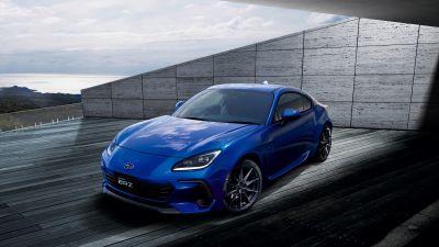 Subaru BRZ, Sports cars, 2021, 5K