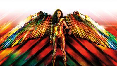 Wonder Woman 1984, DC Comics, Gal Gadot, DC Superheroes, 5K, 8K, 10K