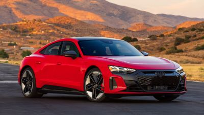Audi RS e-tron GT, Electric cars, 2022, 5K