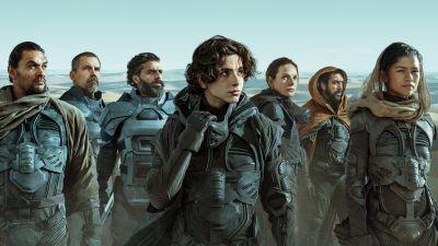 Dune, 2021 Movies, Zendaya, Javier Bardem, Josh Brolin, Rebecca Ferguson, Jason Momoa, Sharon Duncan-Brewster, Oscar Isaac, Timothée Chalamet