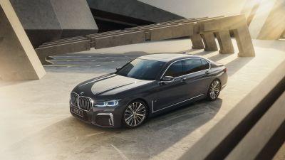 BMW 740Li M Sport Individual, BMW 7 Series, 2021