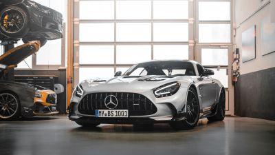 Mercedes-AMG GT Black Series, Opus Automotive, 2021, 5K