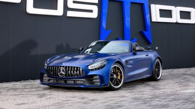 Posaidon RS 830+ Roadster, Mercedes-Benz AMG GT Roadster, 2021, 5K