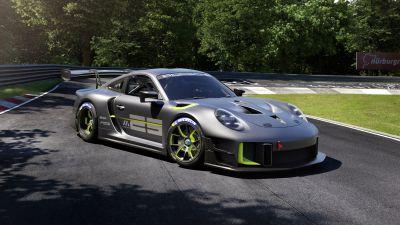 Porsche 911 GT2 RS Clubsport 25, Sports cars, 2022, 5K, 8K