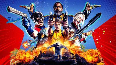 The Suicide Squad, DC Comics, Sylvester Stallone, Idris Elba, John Cena, Joel Kinnaman, David Dastmalchian, Margot Robbie, DC Superheroes, 2021 Movies