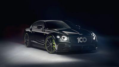 Bentley Continental GT, Pikes Peak, 2020, 5K, 8K