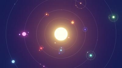 Solar system, Planets, Galaxy, Orbit, Sun, Moon, Stars, Universe