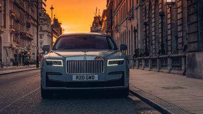 Rolls-Royce Ghost, 2021, 5K, 8K