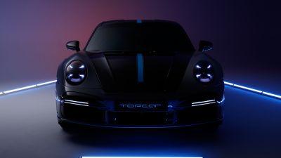 TopCar Porsche 911 Turbo S Stinger GTR 3, 2021, 5K, 8K
