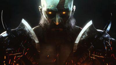 Ghost of Sparta, God of War, Kratos, Fantasy, Mythological Character, Warrior, Spartan, PlayStation, Action game