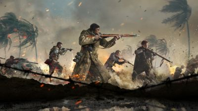 Call of Duty: Vanguard, 2021 Games, PC Games, PlayStation 4, PlayStation 5, Xbox Series X and Series S