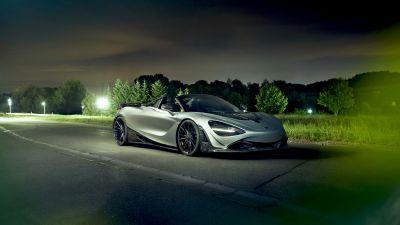 McLaren 720S Spider, Novitec, 5K