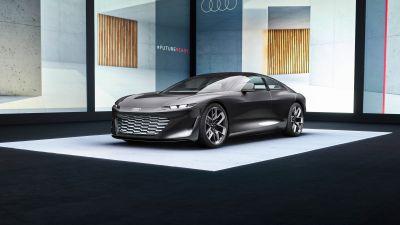 Audi grandsphere concept, Electric cars, Concept cars, 2021, 5K, 8K