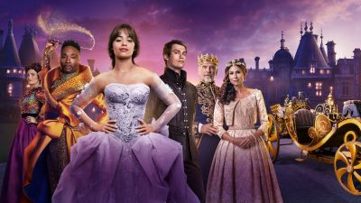 Cinderella, Pierce Brosnan, Minnie Driver, Idina Menzel, Billy Porter, Camila Cabello, Nicholas Galitzine, 2021 Movies