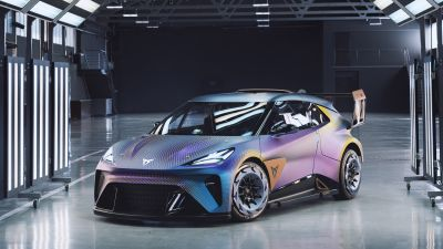Cupra UrbanRebel, Concept cars, Electric cars, 2021, 5K