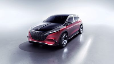 Concept Mercedes-Maybach EQS, Electric cars, Concept cars, 2021, 5K, 8K