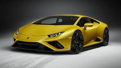 Lamborghini Huracan EVO, 2020, 5K, 8K