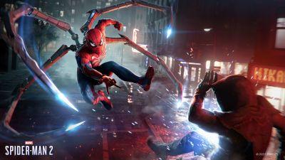 Marvel's Spider-Man 2, 2023 Games, PlayStation 5, Marvel Superheroes, Marvel Comics