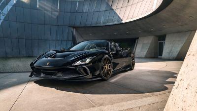 Novitec Ferrari F8 Spider, 2021, 5K, 8K