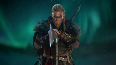 Eivor, Viking raider, Assassin's Creed Valhalla, PC games, PlayStation 4, PlayStation 5, Xbox One, Xbox Series X, 2020 Games, 5K