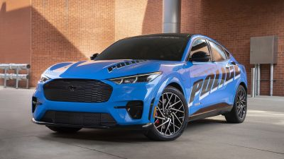 Ford Mustang Mach-E GT Police, 2021, 5K