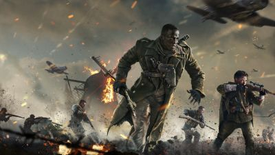 Call of Duty: Vanguard, 2021 Games, PC Games, PlayStation 4, PlayStation 5, Xbox One, Xbox Series X and Series S
