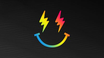 Fortnite, Chapter 2, Season 7, J Balvin, Smiley, Dark background, Multicolor, 2021 Games