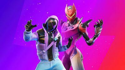 Fortnite, Season X, Season 10, Danger Zone, Hot Zone, Skin, 2021 Games