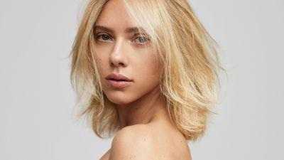 Scarlett Johansson, American actress, 2021