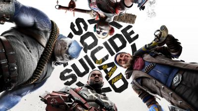 Suicide Squad: Kill the Justice League, 2022 Games, PC Games, PlayStation 5, Xbox Series X and Series S