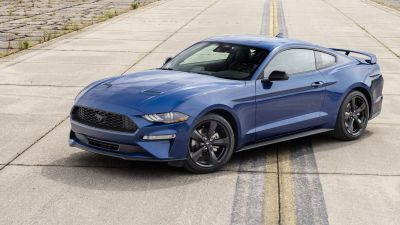 Ford Mustang, Stealth Edition, 2022, 5K, 8K