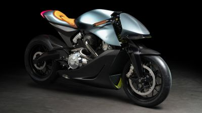Aston Martin AMB 001, Brough Superior, Sports bikes, Concept bikes, 5K, 8K