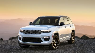 Jeep Grand Cherokee Summit, 2022