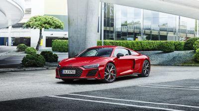 Audi R8 V10 performance RWD, 2021