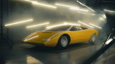 Lamborghini Countach LP500, 2021, 5K, 8K