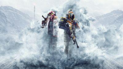 Warface: Breakout - Cold Sun, Season 3, 2021 Games