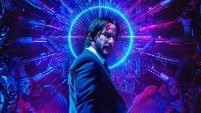 John Wick: Chapter 3 - Parabellum, Keanu Reeves, 2019
