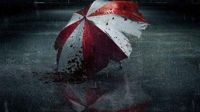 Resident Evil: Welcome to Raccoon City, 2021 Movies, Horror Movies, Umbrella Corps, Apocalypse