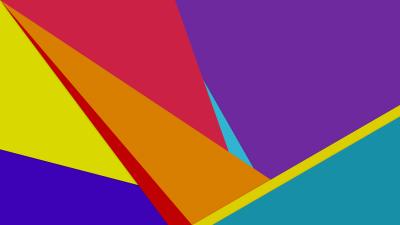 Material Design, Multicolor, Colorful, Minimalist, Stripes, Flat, Shapes, Lines, Vibrant