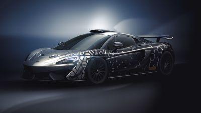 McLaren 620R, Race cars, 5K