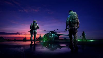 Battlefield 2042, 2021 Games, Xbox Series X and Series S, PlayStation 4, PlayStation 5, Xbox One, PC Games
